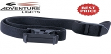 Adventure Lights Head Strap With Angled Bracket