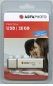 Agfa Photo 16GB USB Flash Drive 2.0 Silver