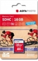 Agfa Photo 16GB Secure Digital High-Capacity (SDHC) Memory Card