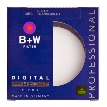 B+W 55mm Clear MRC 007M Filter
