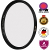 B+W 105mm MRC F-Pro 007M Clear Filter