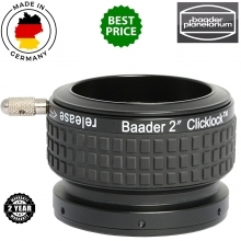Baader CL-M68 2-Inch Clicklock Clamp for Zeiss Refractors