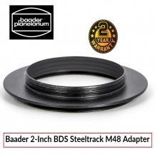 Baader 2-Inch BDS Steeltrack M48 Adapter