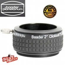 Baader 2-Inch ClickLock Clamp With M60 Thread