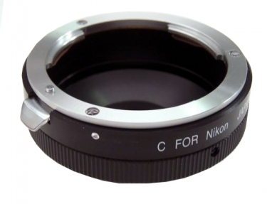 Baader C_Mount Adapter For Nikon Lenses