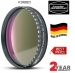 Baader 2 Inch ND-0.6 Multicoated Neutral Density Filter