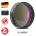 Baader 31.7mm ND-0.9 Neutral Density Filter