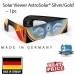 Baader Solar Viewer AstroSolar Silver/Gold - 100pc