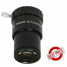 Baader 1.25 Inch 2.25x HT Multicoated Q Barlow Lens