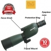 Barr & Stroud Sahara Target 15-45x60 Straight Spotting Scope