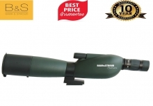 Barr & Stroud Sahara Target 20-60x80 Straight Spotting Scope