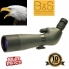 Barr and Stroud Sierra 20-60x80 Dual-Speed WP Spotting Scope
