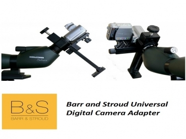 Barr and Stroud Universal Digital Camera Adapter