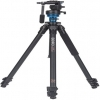 Benro A1573FS2 Aluminium Tripod Legs With S2 Video Head