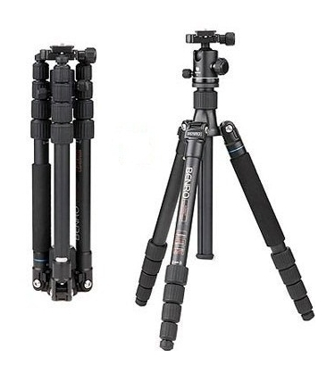 Benro A1692TB0S Travel Angel II Twist Lock Aluminium Short Tripod Kit