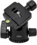 Benro N1 Dual Action Ball Head With PU60 Quick Release Plate
