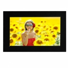 Braun DigiFrame 701 16.5cm LCD Digital Photo Frame (Black)