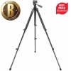Bushnell 61 Inch Advanced Tripod with 3-Way Head