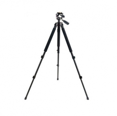 Bushnell 63 Inch Titanium Advanced Tripod with 3-Way Head