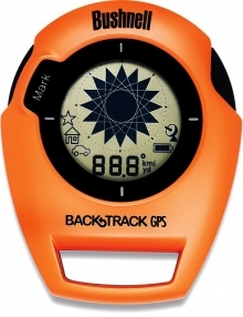Bushnell BackTrack GPS Orange - Multi Language Support