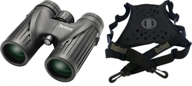 Bushnell Legend Ultra 10x36 HD Binocular (Black)