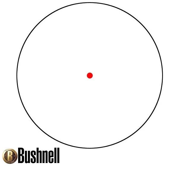 £59 Bushnell TRS-125mm AK Trophy Rifle Sight Red-Dot