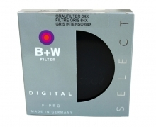 B+W 55mm Single Coated 106 Solid Neutral Density 1.8 Filter