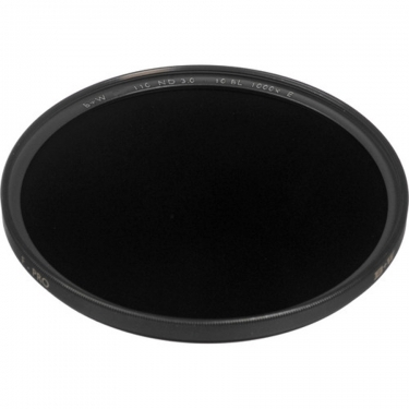 B+W 72mm Single Coated 110 Solid Neutral Density 3.0 Filter