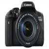 Canon EOS 750D SLR Camera Black 18-135mm IS STM