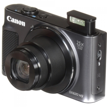 Canon PowerShot SX620 HS Camera Black