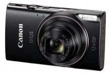 Canon IXUS 285 HS Camera Black