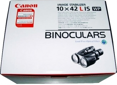 Canon 10x42 L IS Image Stabilisation Water Proof Binoculars