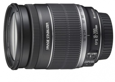Canon EF-S 18-200mm F3.5-5.6 IS Auto Focus Lens