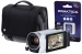 Canon Legria HF R806 Camcorder Kit inc 16GB SD Card and Case - White