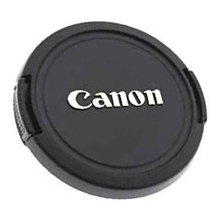 Canon 52mm Lens Cap for EF Lenses E-52