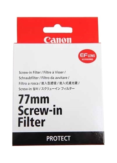 Canon 77mm Protective Filter
