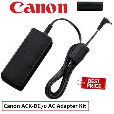 Canon ACK-DC70 AC Adapter Kit