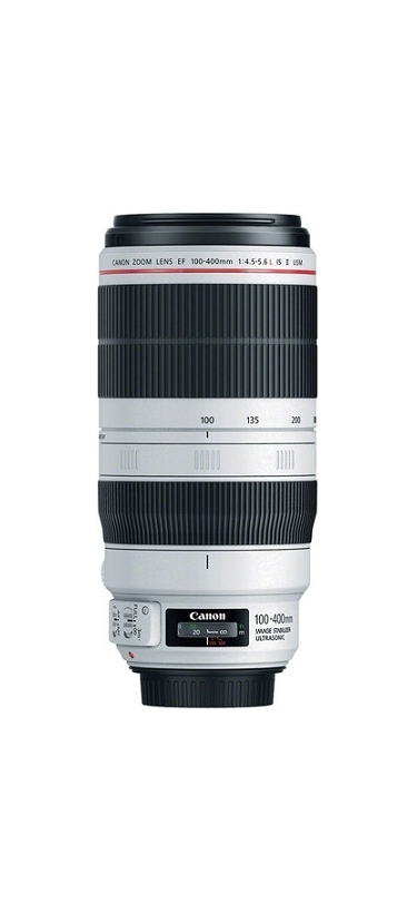 Canon EF 100-400mm F4.5-5.6L IS II USM Telephoto Zoom  Lens