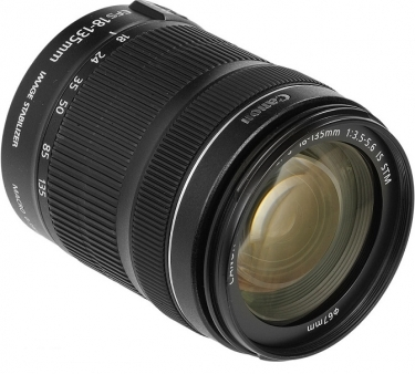Canon 18-135mm F3.5-5.6 EF-S IS STM Lens