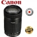 Canon EF-S 55-250mm F4-5.6 IS STM Telephoto Zoom Lens