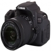Canon EOS 700D SLR Camera Black 18-55mm IS STM