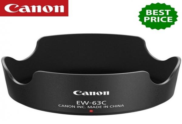 Canon EW-63C Lens Hood For EF-S 18-55mm f/3.5-5.6 IS STM Lens