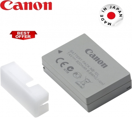 Canon Li-ion Battery For Digital Cameras
