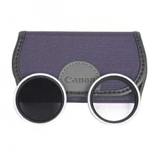 Canon FS-H37U 37mm Filter Set Neutral Density and MC Protective Filter