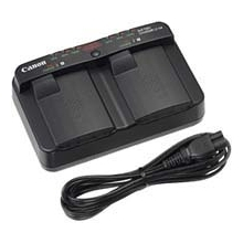 Canon LC-E4 Compact Double Battery Charger for LP-E4 Battery Packs