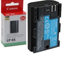 Canon LP-E6 Battery for EOS 5D Mark II camera