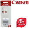 Canon NB-4L Battery for Canon PowerShot Elph Cameras