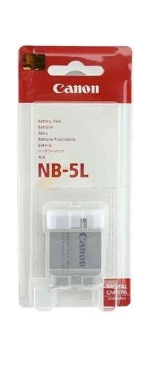 Canon NB-5L Battery for Powershot Cameras