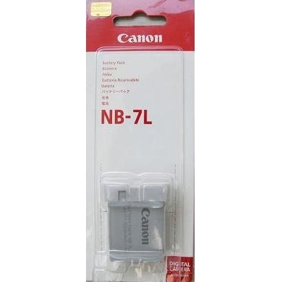 Canon NB-7L Battery Pack