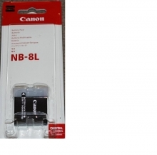 Canon NB-8L Battery Pack For The Canon Powershot Cameras